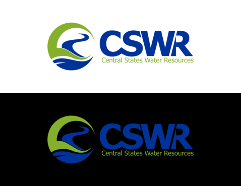 Central States Water Resources A Logo, Monogram, or Icon  Draft # 149 by pisca