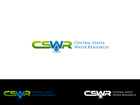 Central States Water Resources A Logo, Monogram, or Icon  Draft # 155 by lakshmiks