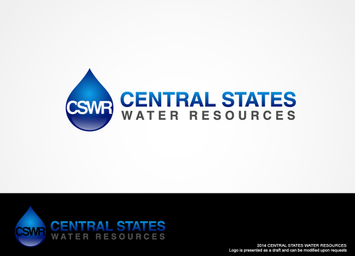 Central States Water Resources A Logo, Monogram, or Icon  Draft # 156 by hands4art