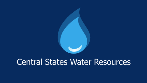 Central States Water Resources A Logo, Monogram, or Icon  Draft # 162 by srikarmedia