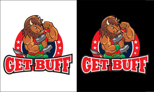 The Buff Buffalo Other  Draft # 21 by capt6blok
