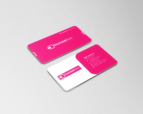 Fun modern design for new quirky company Business Cards and Stationery  Draft # 75 by PikselProStudio