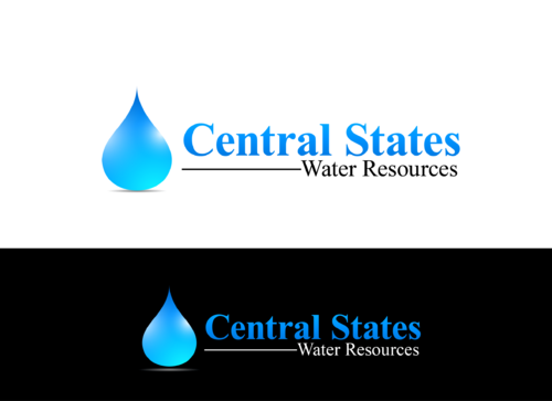 Central States Water Resources A Logo, Monogram, or Icon  Draft # 186 by pan755201