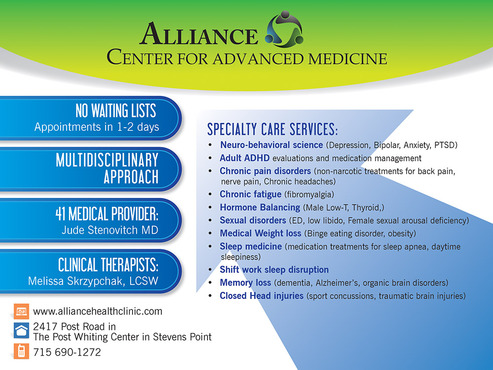 Alliance Health Marketing collateral  Draft # 23 by warunggrafis