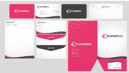 Fun modern design for new quirky company Business Cards and Stationery  Draft # 98 by sevensky