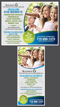 Alliance Health Marketing collateral  Draft # 25 by destudio