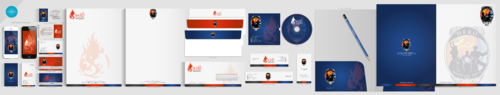HERO MARTIAL ARTS    Moving Beyond Limits Business Cards and Stationery Winning Design by aheadpoint