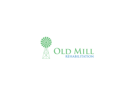 Old Mill Rehabilitation A Logo, Monogram, or Icon  Draft # 34 by PeterZ