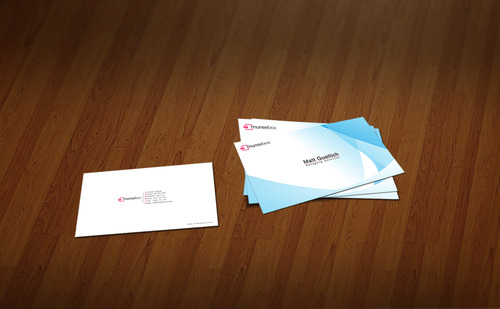 Fun modern design for new quirky company Business Cards and Stationery  Draft # 107 by faisalamin