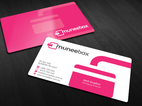 Fun modern design for new quirky company Business Cards and Stationery  Draft # 109 by Xpert