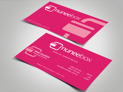 Fun modern design for new quirky company Business Cards and Stationery  Draft # 112 by schary