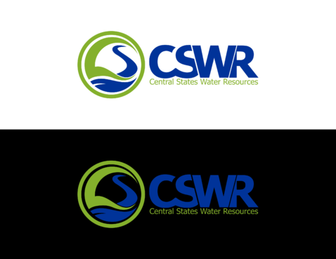 Central States Water Resources A Logo, Monogram, or Icon  Draft # 211 by pisca