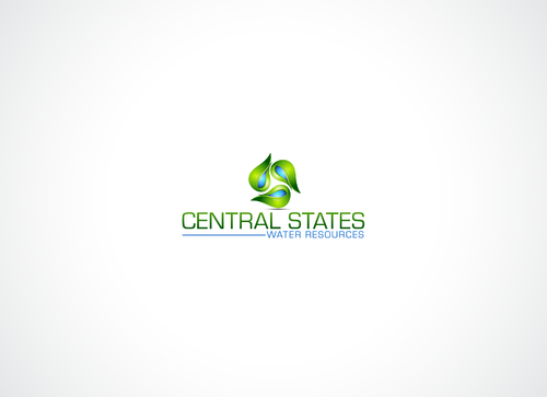 Central States Water Resources A Logo, Monogram, or Icon  Draft # 217 by jynemaze