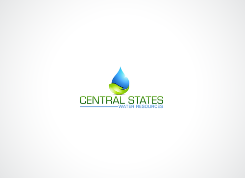Central States Water Resources A Logo, Monogram, or Icon  Draft # 218 by jynemaze