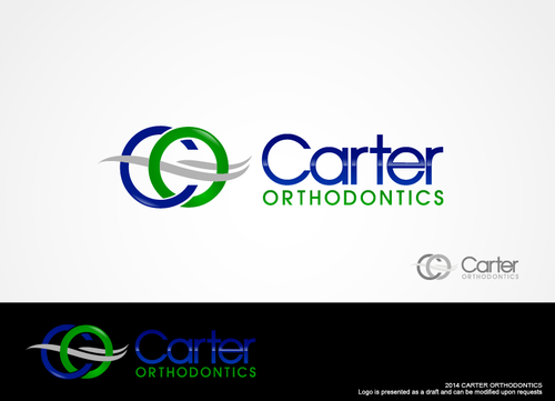 Carter Orthodontics A Logo, Monogram, or Icon  Draft # 48 by hands4art