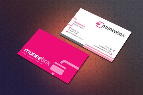Fun modern design for new quirky company Business Cards and Stationery  Draft # 127 by robertifud