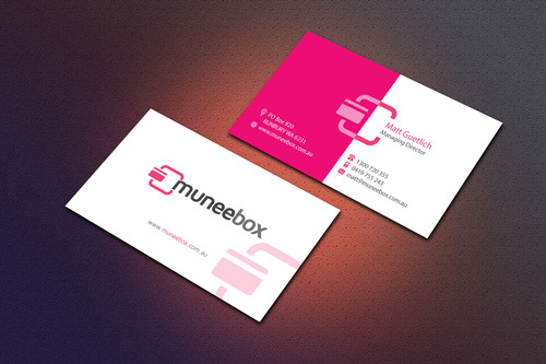 Fun modern design for new quirky company Business Cards and Stationery  Draft # 128 by robertifud