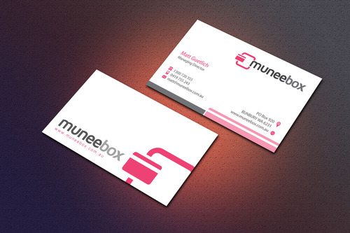 Fun modern design for new quirky company Business Cards and Stationery  Draft # 131 by robertifud
