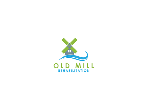 Old Mill Rehabilitation A Logo, Monogram, or Icon  Draft # 45 by PeterZ