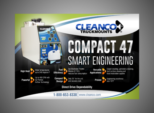 Cleanco Truckmounts Marketing collateral  Draft # 24 by Kaiza