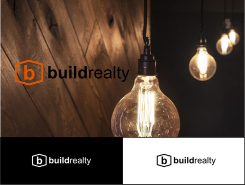 build. Realty Logo Winning Design by veedesign
