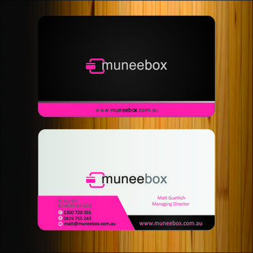 Fun modern design for new quirky company Business Cards and Stationery  Draft # 138 by Imagination