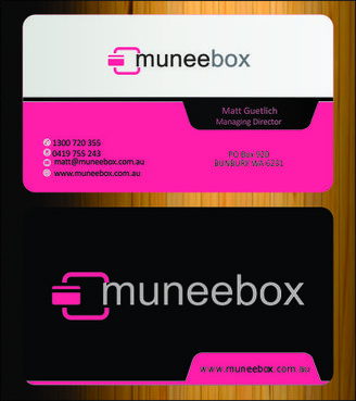 Fun modern design for new quirky company Business Cards and Stationery  Draft # 139 by Imagination
