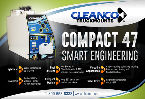 Cleanco Truckmounts