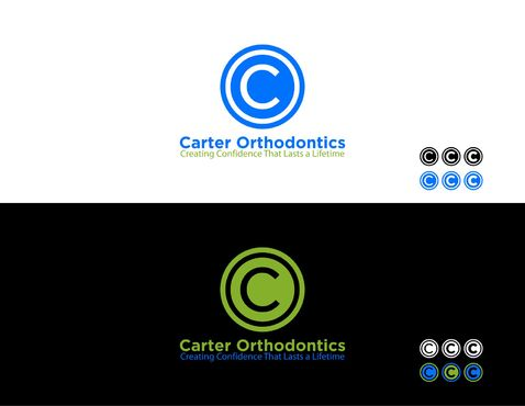 Carter Orthodontics A Logo, Monogram, or Icon  Draft # 221 by pisca