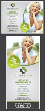 Alliance Health Marketing collateral  Draft # 32 by destudio