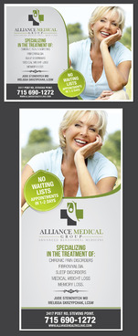 Alliance Health Marketing collateral  Draft # 33 by destudio