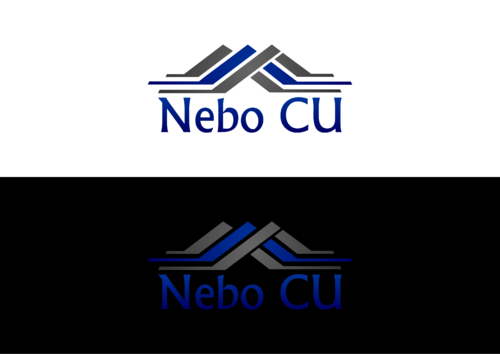Nebo Credit Union -or- Nebo CU A Logo, Monogram, or Icon  Draft # 88 by pisca