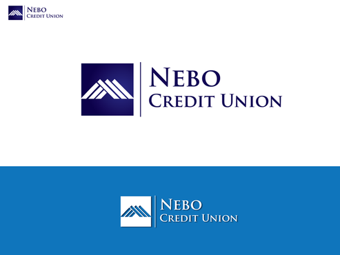 Nebo Credit Union -or- Nebo CU A Logo, Monogram, or Icon  Draft # 133 by dejavu69