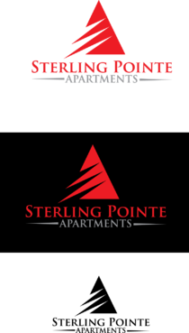 Sterling Pointe or Sterling Pointe Apartments A Logo, Monogram, or Icon  Draft # 75 by joeyArts
