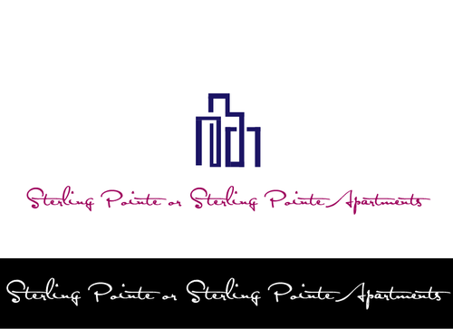 Sterling Pointe or Sterling Pointe Apartments A Logo, Monogram, or Icon  Draft # 92 by mazherali