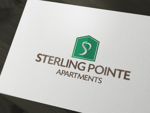 Sterling Pointe or Sterling Pointe Apartments A Logo, Monogram, or Icon  Draft # 97 by valinastase