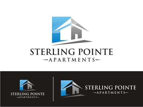 Sterling Pointe or Sterling Pointe Apartments A Logo, Monogram, or Icon  Draft # 99 by porogapit