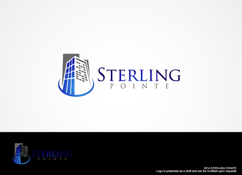 Sterling Pointe or Sterling Pointe Apartments A Logo, Monogram, or Icon  Draft # 104 by hands4art