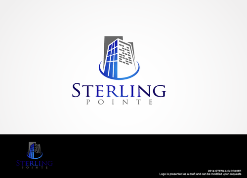 Sterling Pointe or Sterling Pointe Apartments A Logo, Monogram, or Icon  Draft # 105 by hands4art