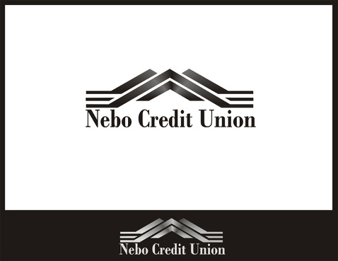 Nebo Credit Union -or- Nebo CU A Logo, Monogram, or Icon  Draft # 222 by gnxtr