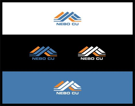 Nebo Credit Union -or- Nebo CU A Logo, Monogram, or Icon  Draft # 223 by ainabe