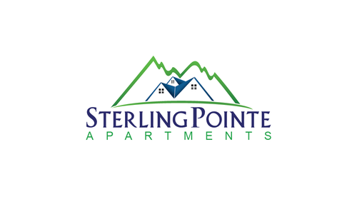 Sterling Pointe or Sterling Pointe Apartments A Logo, Monogram, or Icon  Draft # 132 by LogoXpert