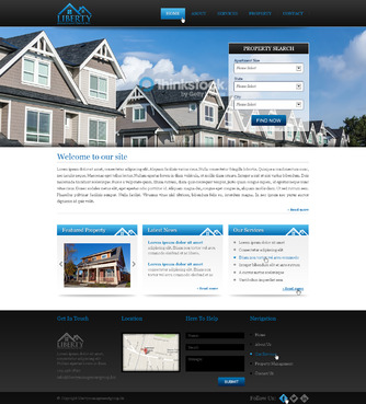 Liberty Management Group, Inc. Complete Web Design Solution  Draft # 33 by prismitsolutions