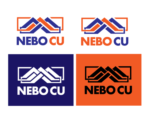 Nebo Credit Union -or- Nebo CU A Logo, Monogram, or Icon  Draft # 327 by thewinner