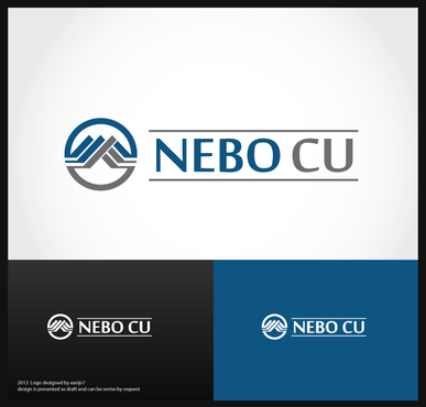 Nebo Credit Union -or- Nebo CU A Logo, Monogram, or Icon  Draft # 329 by eanjo7