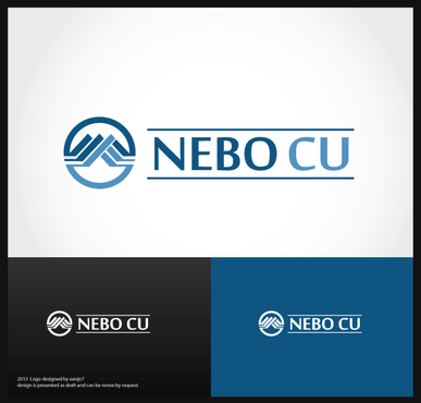 Nebo Credit Union -or- Nebo CU A Logo, Monogram, or Icon  Draft # 330 by eanjo7