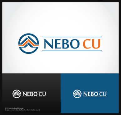 Nebo Credit Union -or- Nebo CU A Logo, Monogram, or Icon  Draft # 332 by eanjo7