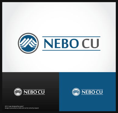 Nebo Credit Union -or- Nebo CU A Logo, Monogram, or Icon  Draft # 333 by eanjo7