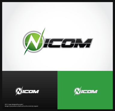 NICOM A Logo, Monogram, or Icon  Draft # 700 by eanjo7