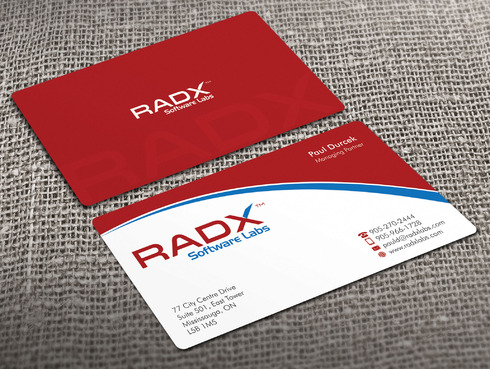 Stationary/Business Card/Email Signatures Business Cards and Stationery  Draft # 11 by Xpert